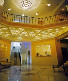 Отель «Морской». Фотография в брошюре «Гостиницы Одессы». 2005 г.