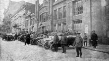 Одесский автомобильный Салон, 1912 г.
