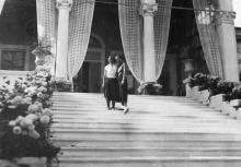 В санатории им. Чубаря. Одесса. 1934 г.