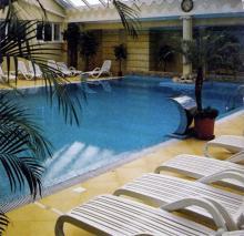 В отеле «Морской». Фотография в брошюре «Гостиницы Одессы». 2005 г.