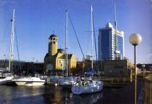 Одесса, гостиница на морском вокзале