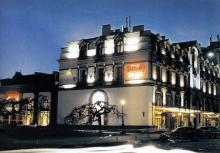 Гостиница «Моцарт». Фотография в брошюре «Гостиницы Одессы». 2005 г.