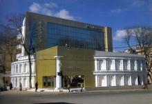 Гостиница «Палладиум». Фотография в брошюре «Гостиницы Одессы». 2005 г.