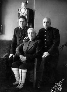 Одесса. Лермонтовский курорт. 1954 г.