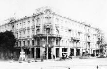 Одесса. Здание Пассажа. 1985 г.
