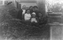 Одесса. Военный санаторий на 16-й станции Б. Фонтана. 1946 г.