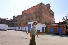 Одесса. Тюремный замок. Фото Вячеслава Тенякова. Август, 2020 г.