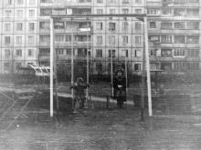 Ул. Добровльского, между Бочарова и Затонского