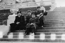 Одесса. В военном санатории