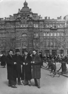 Одесса. Дом Русова. 1950-е гг.