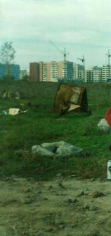 Марсельская / Днепропетровская дорога, 1996 г.