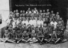 4-й корпус санатория им. Крупской. Люстдорф. Одесса. 1937 г.