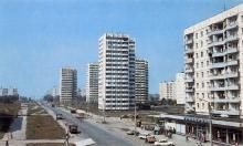 Ул. Бочарова, между Крымской и Днепропетровской дорогой, универсам «Суворовский»