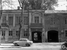 Одесса. Дом № 17 по ул. Красной гвардии. Фото В.А. Чарнецкого. 1970-е гг.