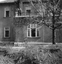 В санатории в Мукачевском переулке. Одесса, оккупация. 1942–1943 гг.