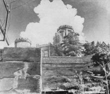 Дом народного творчества. Фото в брошюре «Одесса с моря». 1970 г.