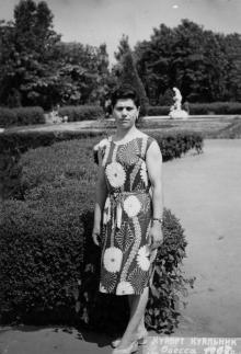 Курорт Куяльник. Одесса. 1967 г.