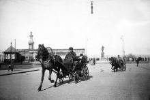 Николаевский (Приморский) бульвар, 1915-е годы
