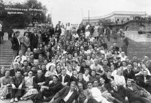 Потемкинская лестница, 1948 г.