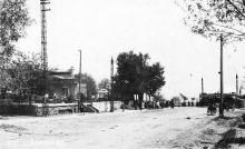 Одесса, Аркадия, 1930-е годы