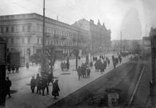 Ул. Лассаля (Дерибасовская), 1930 г.