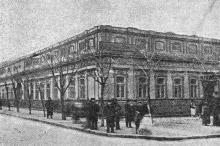 Воллернера, лечебница на ул. Маразлиевской, № 26.