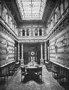 Водолечебница Рабиновича и Ясиновского на Канатной, 19