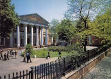 Художественный музей. Фото Р. Папикьяна. Открытка из набора «Одесса — Одеса». 1989 г.