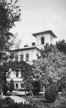 Одесса. Дача И. Брун. Французский бульвар, 63