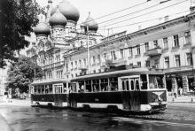 Ул. Чижикова (Пантелеймоновская), 1960-е годы