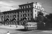 Ул. Комсомольская (Старопортофранковская), 1953 г.
