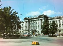 Фотограф С. Лещинский, 1975 г.