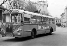 Греческая площадь, 1965 г.