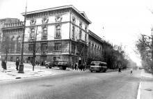 Ул. Пушкинская, 1949 г.