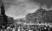 Конец апреля, 1944 г.