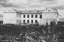 Беляевка. Школа № 3 во время оккупации. 1942–1943 гг.
