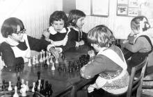 Беляевка. Спортивная школа, шахматный клуб