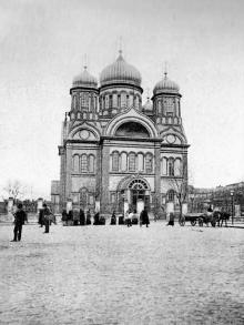 Сретенская церковь, 1900-е годы