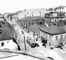 Ул Канатная, 1910-е годы