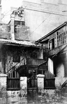 Греческая, 15, 1910-е годы