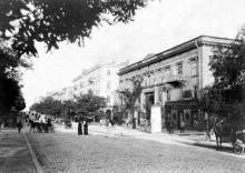Дерибасовская, 1900-е годы