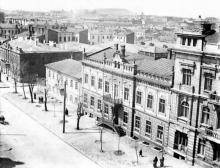 Одесса, ул. Троицкая, 10 (угол ул. Карантинной). 1900-е годы