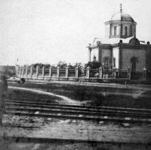 Входоиерусалимская церковь на Тираспольской заставе (2-я Застава)