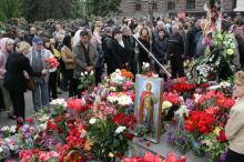 Годовщина одесской трагедии: митинг-реквием на Куликовом поле