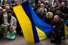 Годовщина одесской трагедии: панихида на Соборке