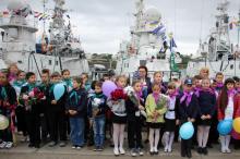 В Одессе отметили День пограничника