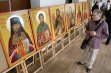 В Одесской семинарии – первый выпуск иконописцев