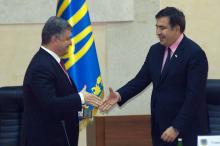 «Невозможное возможно»: одесским губернатором стал Михаил Саакашвили