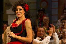 В Одесский оперный вернулась «Кармен»