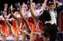 «Сильва» – вновь на сцене Одесской музкомедии